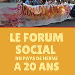 Le Forum Social du Pays de Herve a 20 ans